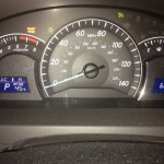 mileage in carDash